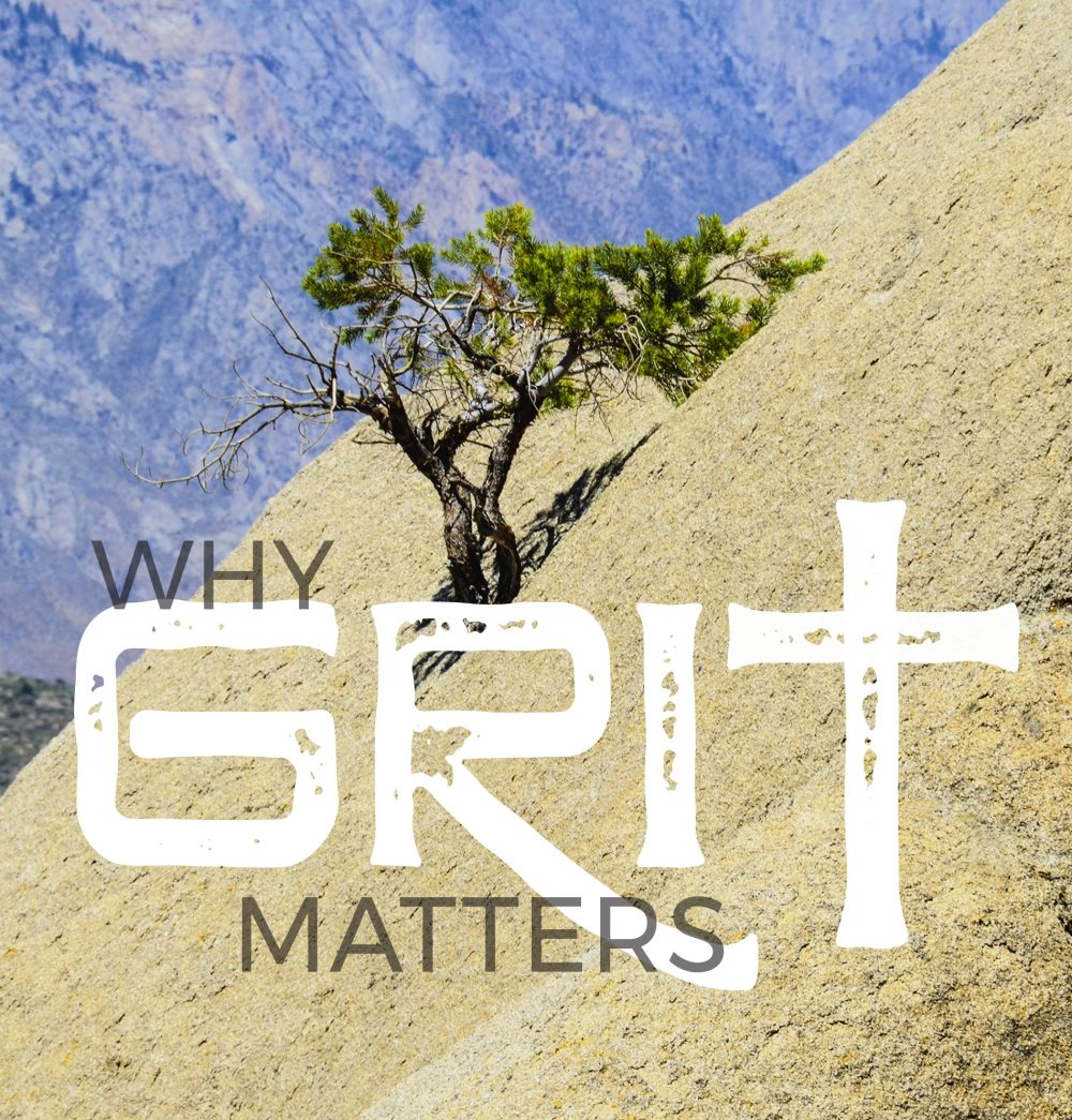 WHY GRIT MATTERS