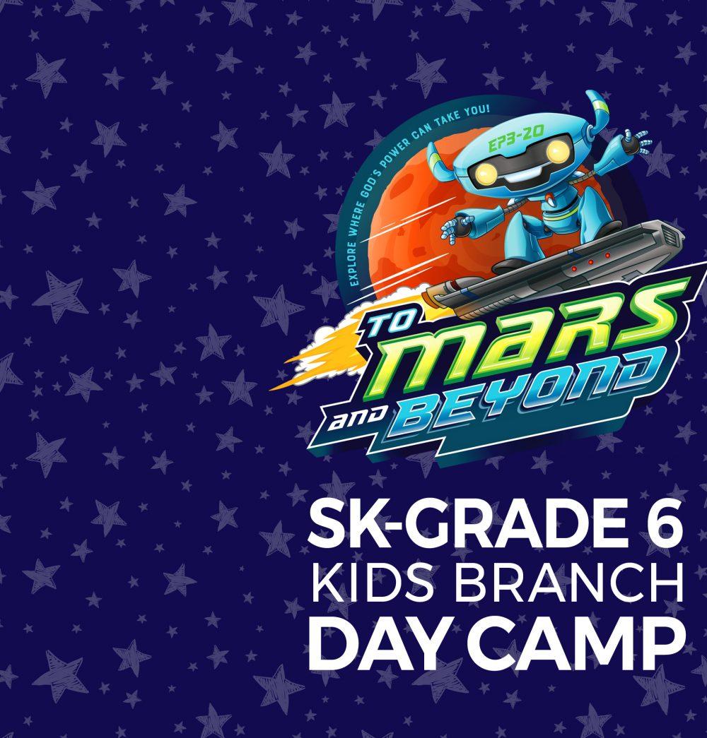 KIDS BRANCH CAMP