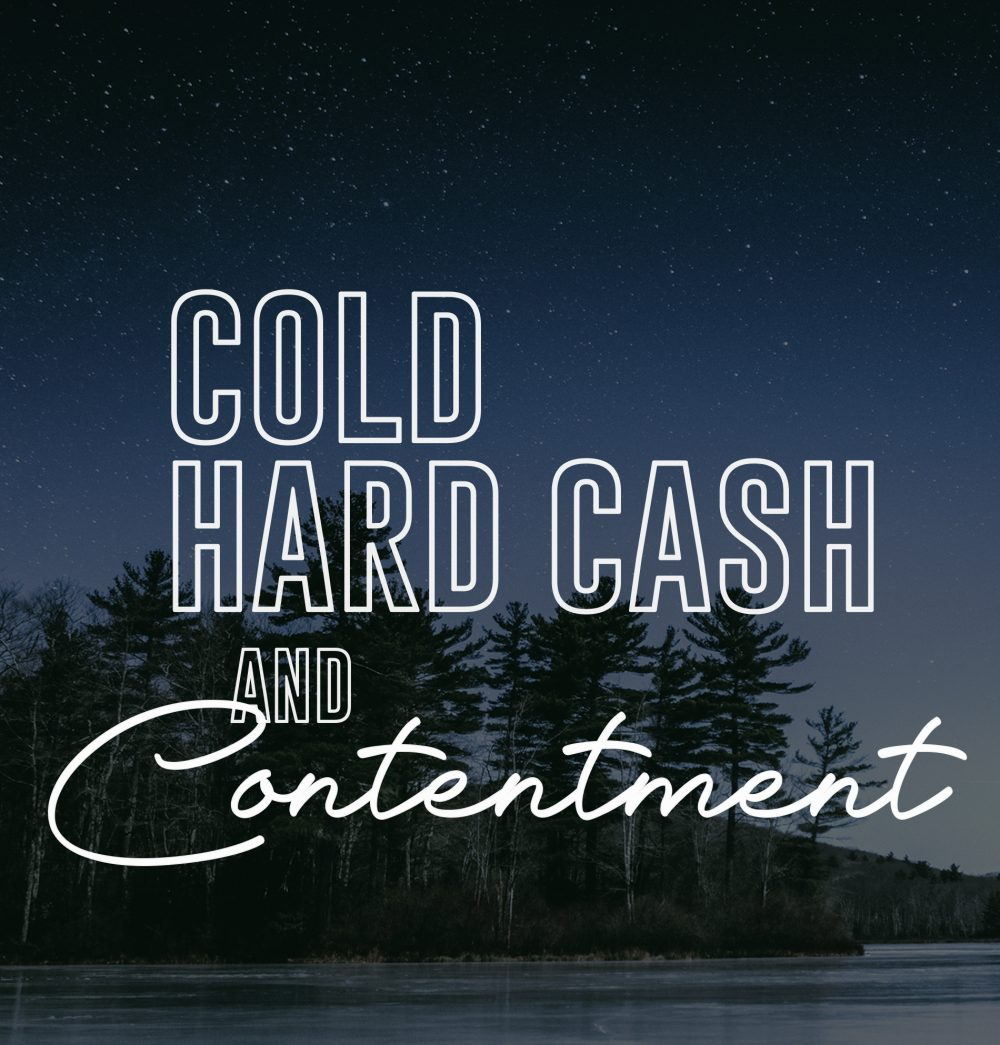 HOW DEBT SABOTAGES CONTENTMENT